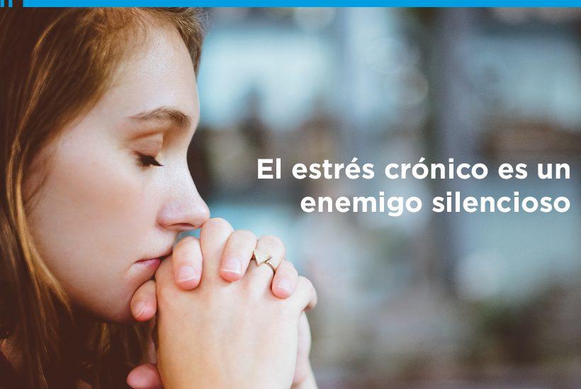 El estrés crónico es un enemigo silencioso