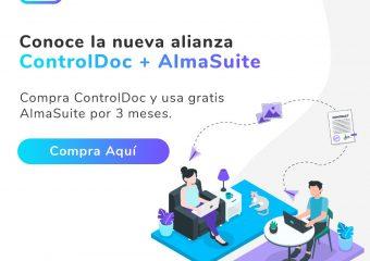La distancia nos unió: Control Doc y AlmaSuite, la nueva alianza digital en tiempos de Covid-19