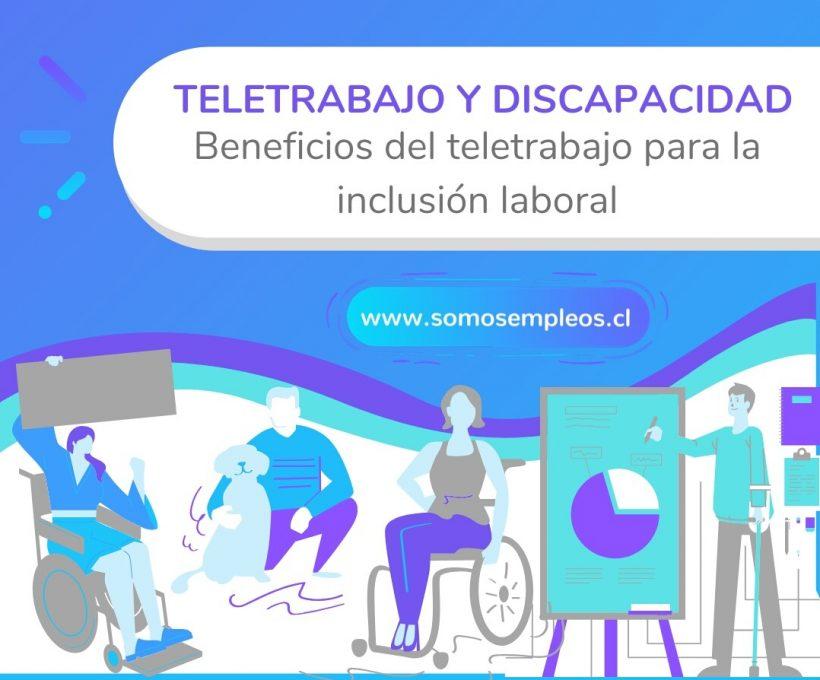 Teletrabajo y discapacidad
