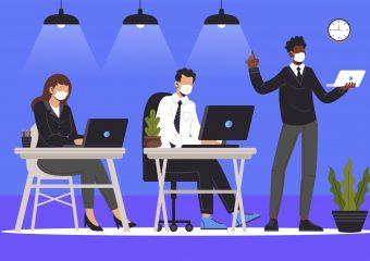 Revisa las medidas sanitarias que debe tomar tu empresa en caso de retorno presencial